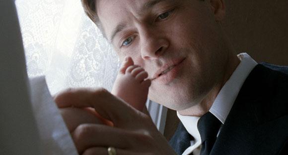 Brad Pitt in Terrence Malick's The Tree Of Life