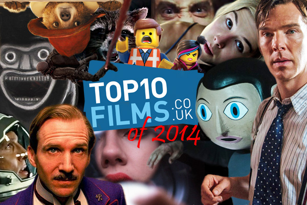 Top 10 Films of 2014, best movies of 2014