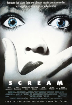 "20 Years Of ""Scream"": When A New Genre Of Horror Was Born"