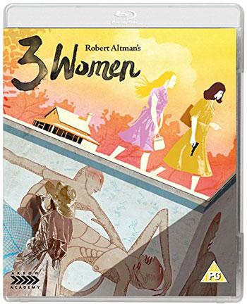 3 Women, New Blu-ray, UK,