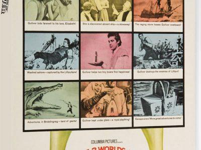 The Wonderful Worlds of Ray Harryhausen, Volume One: 1955-1960
