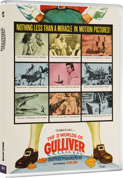 """The 3 Worlds Of Gulliver"" Boasts Two Antiquated FXs"
