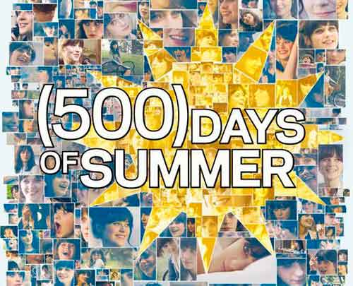 500 days of summer  best film 2009