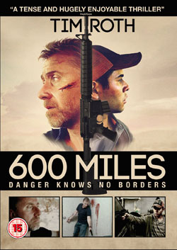 """""""600 Miles"""" Is A Study Of Culture As Much As Character"""
