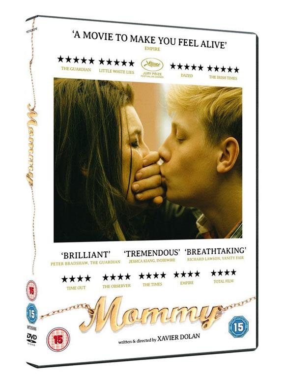 Mommy DVD - Top 10 Films