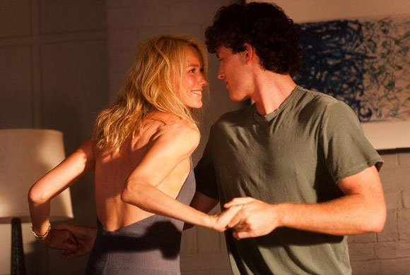 Naomi Watts and James Frecheville in Adore aka Adoration.