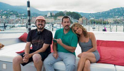Murder Mystery - Adam Sandler, Jennifer Aniston
