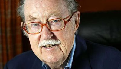 To be announced at this year's Sheffield Doc/Fest in June, £100,000 will be awarded to young and emerging documentary filmmakers thanks to Whicker's World Foundation, an organisation set up in memory of legendary broadcaster Alan Whicker...
