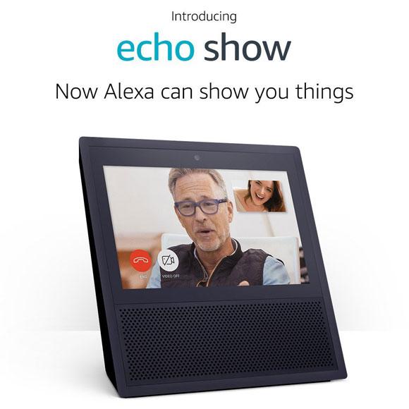 Alexa Echo Show