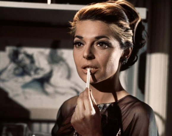 Anne Bancroft, The Graduate, Film