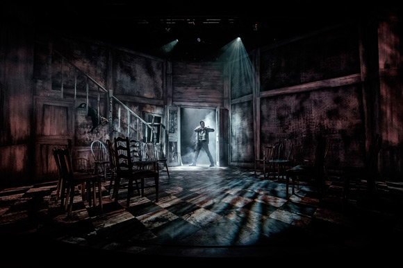"Stage Adaptation ""Night Of The Living Dead - Live"" Gets Under Way; Reveals Striking Images"