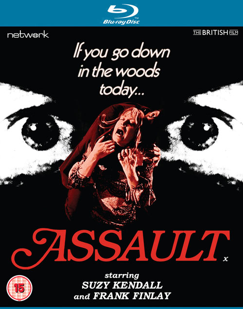 Assault - UK Blu-ray