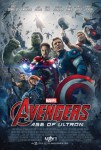 Avengers Age of Ultron film poster,