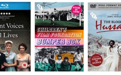 BFI - September 2018 Blu-ray slate