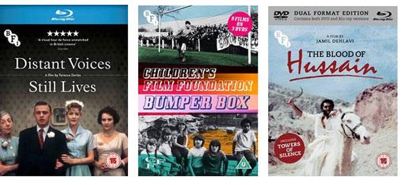 BFI - September 2018 Blu-ray slate