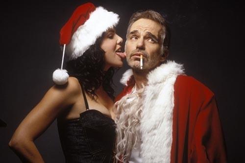 bad santa comedy film movie billy bob thornton