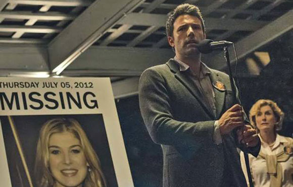Ben Affleck in Gone Girl (David Fincher)
