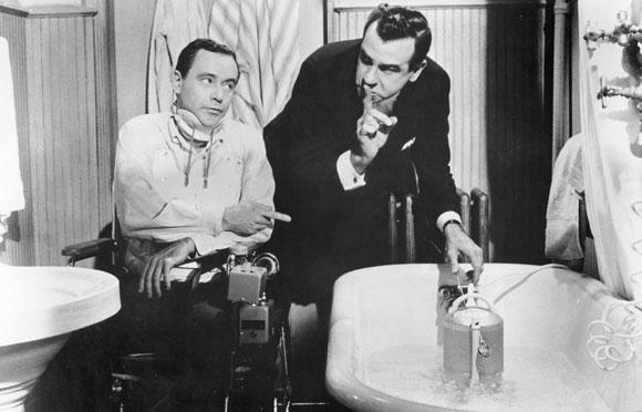 The Fortune Cookie, Billy Wilder, Jack Lemmon, Walter Matthau