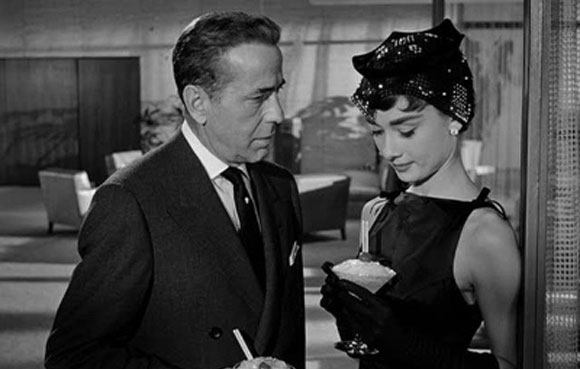 Sabrina, Billy Wilder, Audrey Hepburn