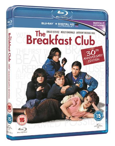 The Breakfast Club, Top 10 Films,