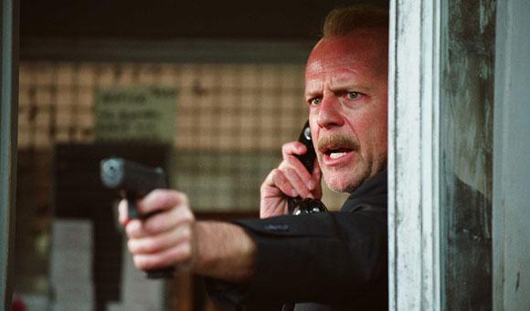 Bruce Willis, 16 Blocks,