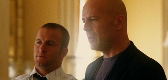 Bruce Willis, Ocean's Twelve