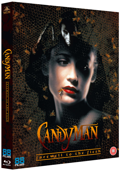 Candyman Farewell To The Flesh And The Rage Carrie 2