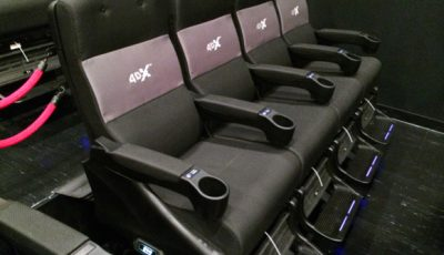 4DX cinema