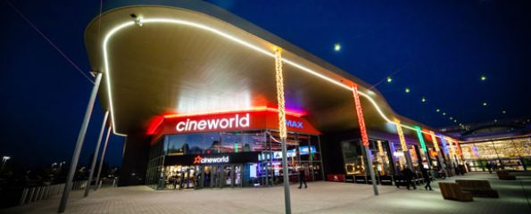 Cineworld - Battle of the Mulitplexes
