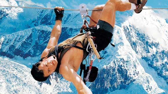 Cliffhanger, Sylvester Stallone, Top 10 Films,