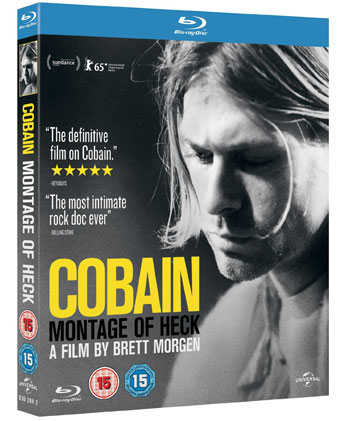 Cobain, Montage of Heck,