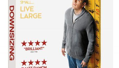 Downsizing - Alexander Payne - UK DVD