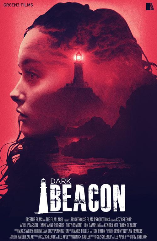 "Coz Greenop's Award-Winning Horror ""Dark Beacon"""