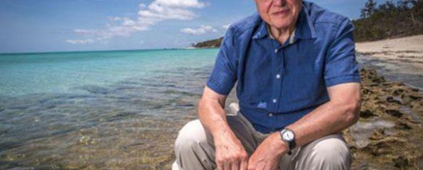David Attenborough - free use