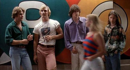 dazed and confused, film,