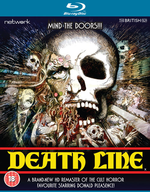 Death Line - UK Blu-ray