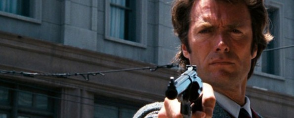 Dirty Harry, Harry Callahan, Clint Eastwood