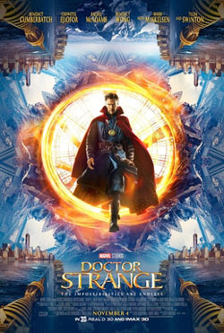 """Doctor Strange"" Hits The Ground Running"