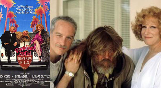 down and out in beverly hills, film, top 10 richard dreyfuss