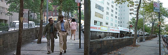 East 66 Street, New York, Annie Hall,