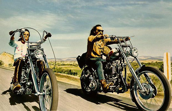 Top 10 Films of Dennis Hopper - Easy Rider