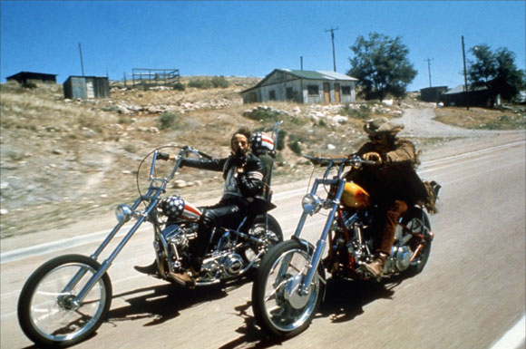 Easy Rider, Top 10 Films,