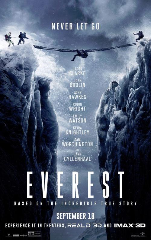 Everest - Imax - Top 10 Films