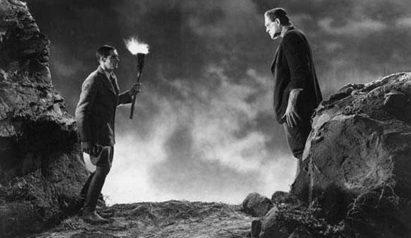 Frankenstein, 1931, American Horror,
