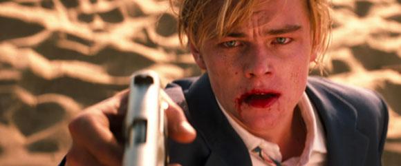 Leonardo DiCaprio stars in Romeo + Juliet