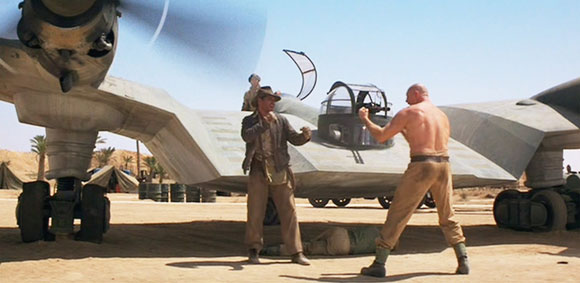 Harrison Ford, Plane Crash, Raiders of the Lost Ark, Top 10 Films,
