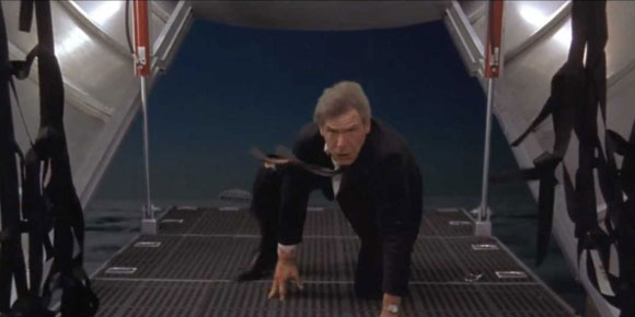 Harrison Ford, Plane Crash, Air Force One, Top 10 Films,