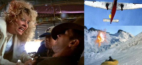 Harrison Ford, Plane Crash, Temple of Doom, Top 10 Films,