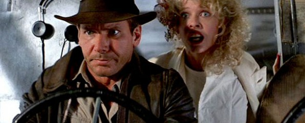 Harrison Ford, Plane Crash, Temple of Doom, Top 10 Films,