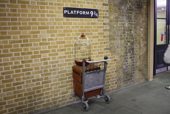 Harry Potter, Platform 9 and three quarters, Top 10 Films,